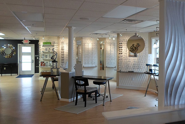 Meier and Moser Optical Shop